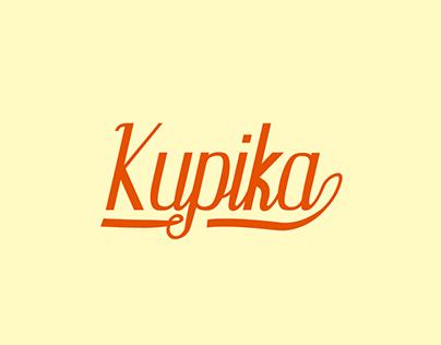 Kupika - Free Script Font