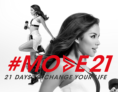 #MOVE21 - Digital Social Campaign