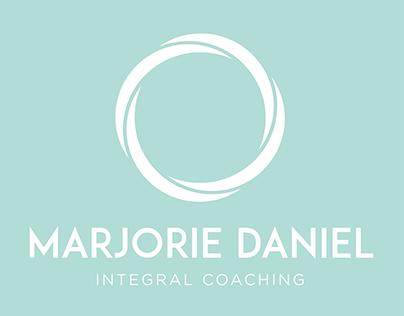 Corporate Identity - Marjorie Daniel / Life Coach