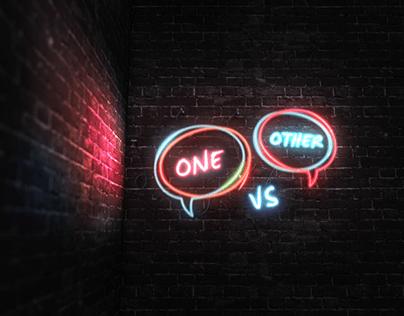 On vs Other İntro Tasarımı