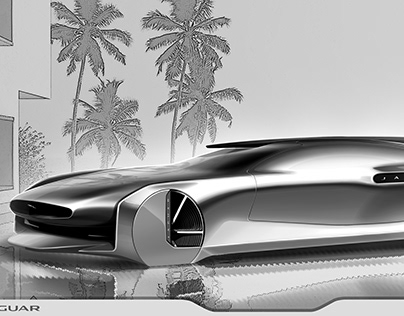 "Jaguar ""Medium"" concept"