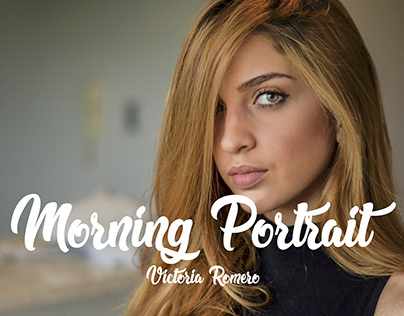 Morning Portrait