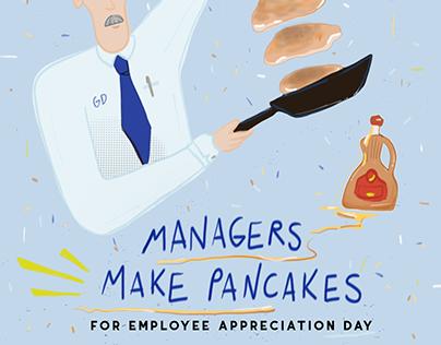 Employee Appreciation Poster