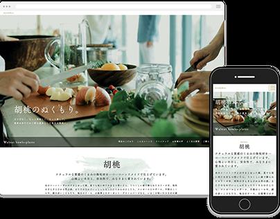 Online Shop (template website)