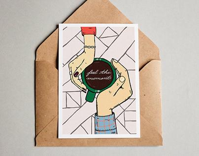 Illustrations | Postcards