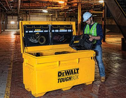 DEWALT Job Site Storage