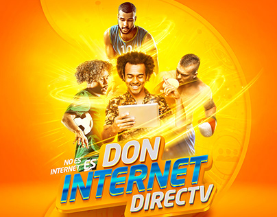 DON INTERNET DIRECTV