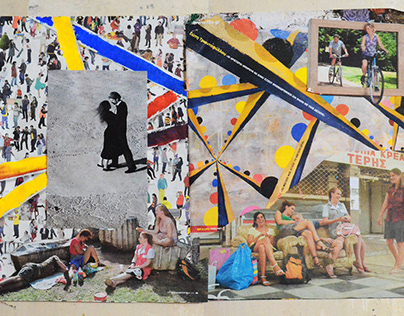 Collage vol 1 'The City'
