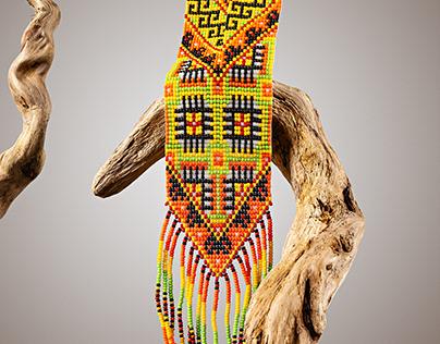 Gerdan bead necklace