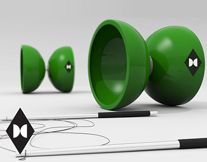 Branding and 3D modeling - EDY Juggling and Troupe