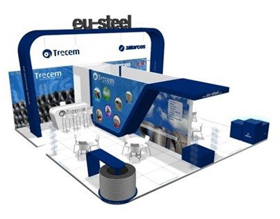 Stand for exhibition design