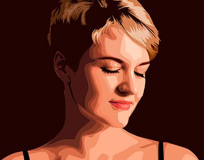 Векторные портреты | Vector portraits