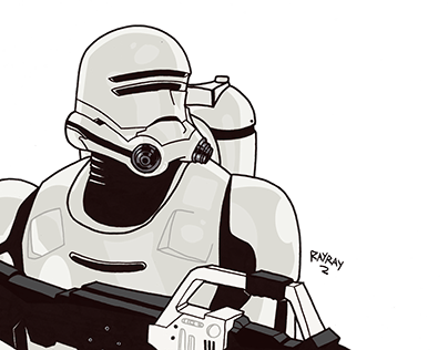 Trooper Promotional Animation