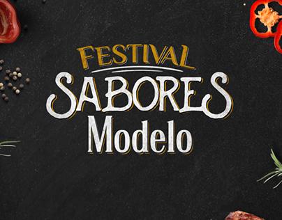 Festival Sabores Modelo
