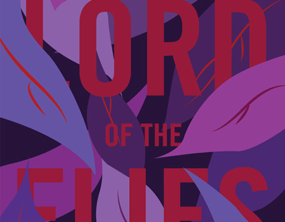 Lord of the Flies (Book design)