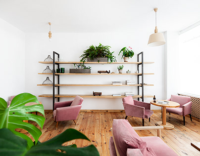 Kachorovska Store & Cafe Podil