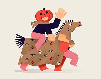 Halloween costume party 2020