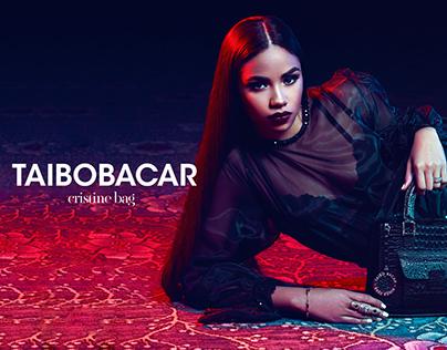 taibo☉bacar : cristine☉bag (campaign)