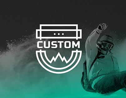 Custom TV Series | Logo Design