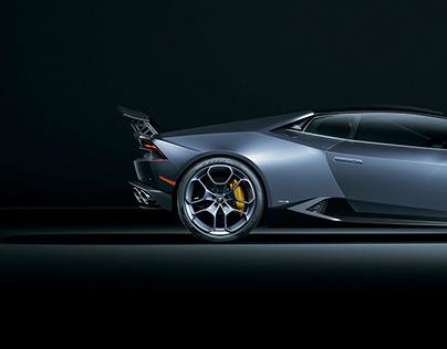 Lamborghini Huracan Coupe