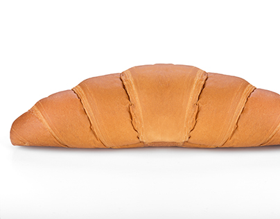 Croissant for packaging
