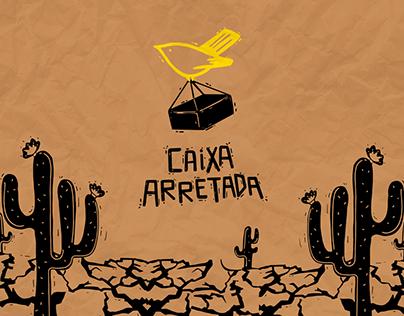 CAIXA ARRETADA