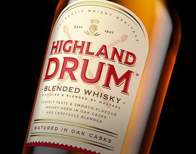 Whisky HIGHLAND DRUM