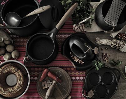 Bolivian Cookware | PACHA