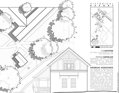 Historic Preservation // HABS Documentation