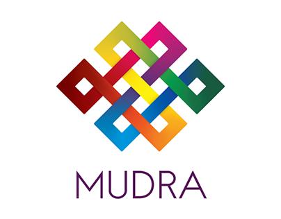 Mudra Clothes Line: Logo Design