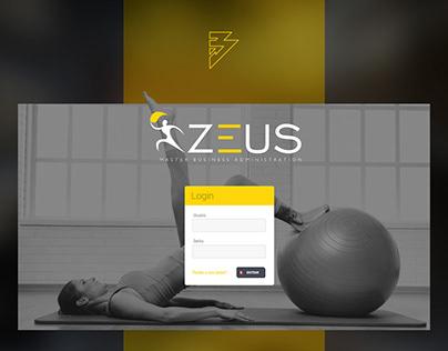 #06 UX/UI - Zeus