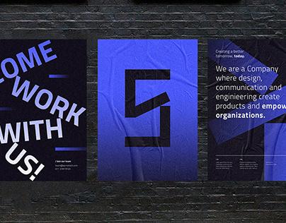 Sarno.Tech   Branding & Web Design
