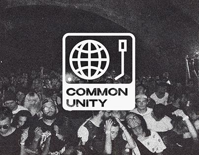 Common Unity - Record Label Shop