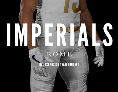 Rome Imperials: NFL Expansion Team Concept