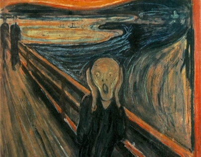 "Edvard Munch ""The Scream"" New Versions"