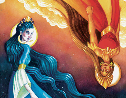 Queen of Night, Queen Of Day
