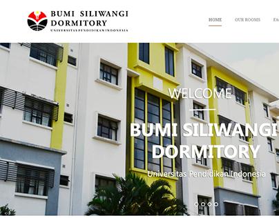 Bumi Siliwangi Dormitory UPI Website
