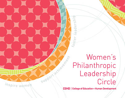 Women's Philanthropic Leadership Circle redesign