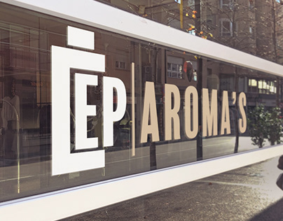 Logo EP Aroma's