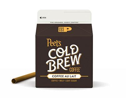Peet's Cold Brew Coffee