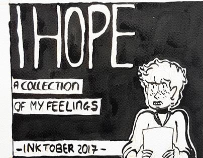 I Hope - Inktober 2017