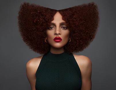 'EMANCIPATE' Afro Hair Collection