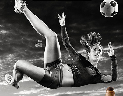 Kelley O'Hara  - Built with Chocolate MILK