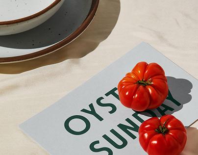 Oyster Sunday