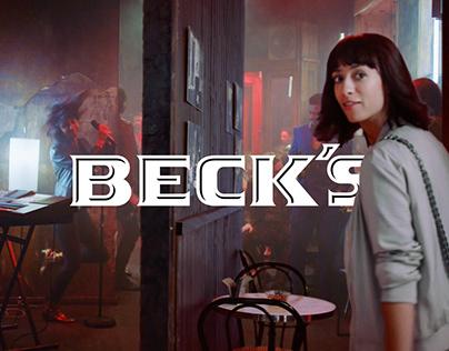 Beck's | Taste the World | TV Film