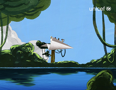 UNICEF - #LaEducaciónEsElCamino