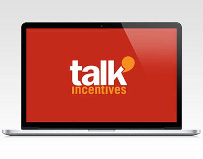 "Travel site conception ""Talkincentives"""