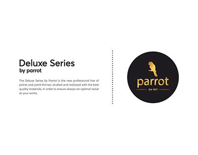 Deluxe Series by Parrot