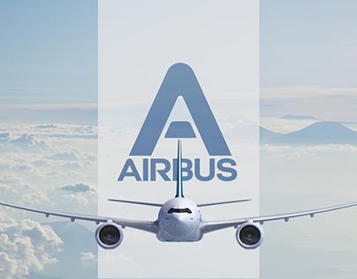 Airbus - logo redesign