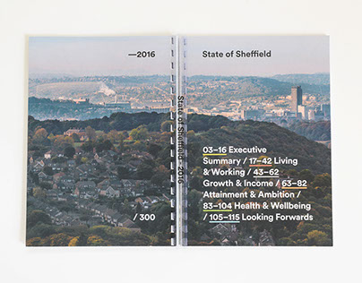 State of Sheffield — 2016